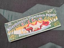 Wwii German Efka Cigarette Rolling Papers One Pack 1940s New Old Stock Vintage