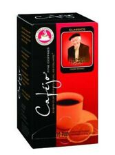 CafeJo French Roast Soft Single Serve Coffee Pods 18 Count/Individually Wrapped