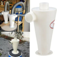 Dust Collector Cyclone Collection Shop Vac Accessories Separator Air DIY Filter