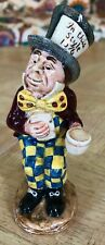 Beswick Mad Hatter Alice Series Figurine 1974 Copyright Royal Doulton