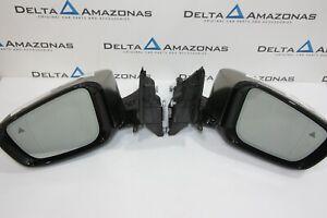BMW 7er G11 G12 M760 Außenspiegel Outside Mirror Heated Shadow Line Camera
