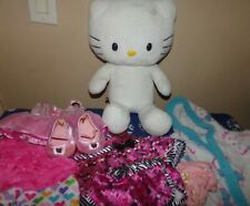 Build A Bear Workshop Plush Hello Kitty Doll with Clothes/Outfits/Shoes