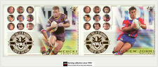 2003 Select NRL XL Trading Cards Team Of The Year TY Full Set (9)
