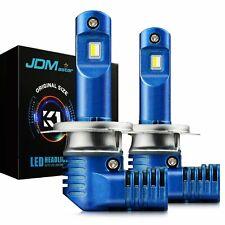2x K1 H7 LED Headlights Bulb 10000LM Kit High/Low Beam 8000K White Plug And Play