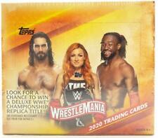2020 TOPPS WWE ROAD TO WRESTLEMANIA WRESTLING 24-PACK BOX