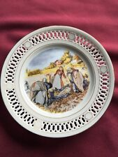 "Bing & Grondahl ""Potato Harvesting"" Carl Larsson Limited Edition Plate"