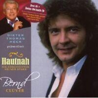 """BERND CLÜVER """"HAUTNAH-DIE GESCHICHTEN MEINER STARS"""" 2 CD NEUWARE"""