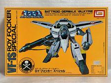 Macross 1/72 VF-1S Valkyrie Gerwalk Model Kit IMAI Robotech Japan Roy Fokker