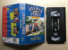 BBC - JOSHUA JONES - HORSEPLAY - VHS VIDEO