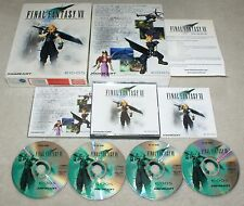 Final Fantasy VII 7-Big Box PC Game