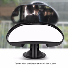 Large Wide Adjust Car Safety Back Seat Mirror Baby Child Safety Rear View Mirror