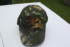 Ball Cap Hat - Connelly Angus Cattle Valier Montana Hunting Camouflage (H1632)