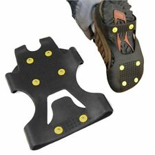 Ice Grippers Snow Grips Hiver shoes boots Straps METAL Spikes Studs Universel