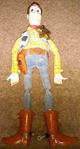 Authentic Disney Store Exclusive Original Pixar Toy Story WOODY ..