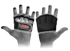 GRIP PADS WEIGHT LIFTING FITNESS EXERCISE STRENGTH TRAINING GYM POWER GRIPPER