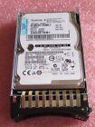 "IBM 42D0637 42D0638 42D0639 300GB 10K RPM 2.5"" 6Gb/s SAS Hard Drive with Caddy"