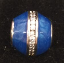 Pandora Charm Bead 796377EN63 Midnight Blue Orbit S925 ALE