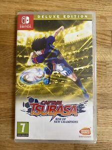 Captain Tsubasa: Rise of New Champions Deluxe Edition Nintendo Switch