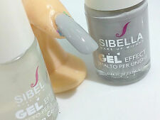 Gel Esmalte Uñas Super Color Gris Claro + Superior Capa Semipermanente Moda