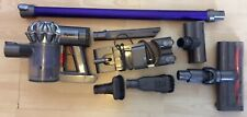Dyson DC59 Cordless Vacuum w. Accessories *Battery Could Use Replacing* Read Des