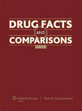 Drug Facts and Comparisons: 2012 by Facts & Comparisons (Hardback, 2011)