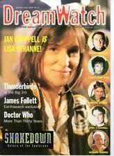 WoW! DreamWatch #2 Thunderbirds! Shakedown! Space Precinct! Doctor Who!