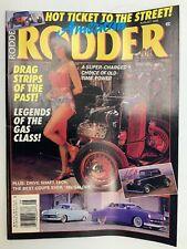 American Rodder Magazine August 1990