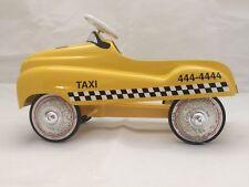 Taxi Cab Mini Pedal Car 1:3 Limited Edition