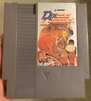 Double Dribble Basketball ~ NES Nintendo Cartridge Game ~ Tested And Working