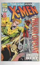 UNCANNY X-MEN  #317 (1994) FOIL Variant  1st BLINK - The Gifted FOX TV Show NM