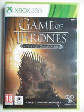 Game of Thrones A Telltale games series Jeu Vidéo XBOX 360