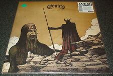CONAN-MONNOS-2014 G/F LP-LIMITED GREEN VINYL-NEW