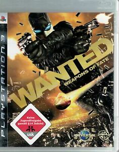 WANTED - Weapons of Fate [video game]