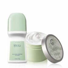 Avon Haiku Roll on Deodorant and Perfume Skin Softener (SET) $10 Free Shipping