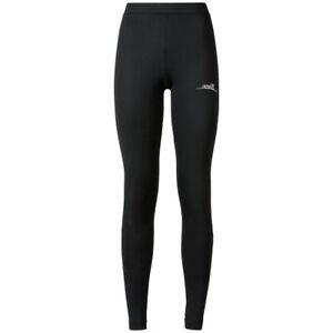 max-Q.com Warm Up Tight Damen Laufhose, Sporthose Größe M schwarz