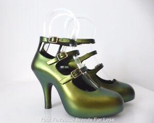 VIVIENNE WESTWOOD  Anglomania + Melissa Women's Shoes  NEW Size US 5 EU 35/36
