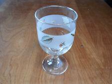 Pfaltzgraff NATUREWOOD Glassware Set of 4 Wine Goblets 10 oz