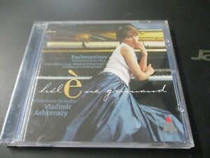 "CD ""RACHMANINOV : Piano concerto N°2"" Helene GRIMAUD"