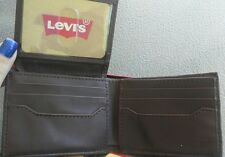 Levi's brown bifold mens wallet! Father's day!