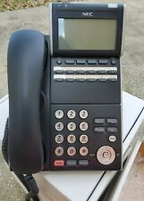 New ListingNec Sv8100 Sv8300 Itl-12D-1(Bk) Dt700 Ip Phone 690002 Lot of 15