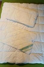 Kinder Baby Betten Set ? Decke Steppdecke 100 x 135 cm, 2 x Kissen 60 x 40