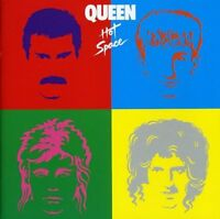 Queen - Hot Space (2011 Remastered Version: 2CD)