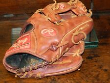 """Rawlings Pro200-2SC 11 1/2"""" Heart of the Hide Gold Glove"""