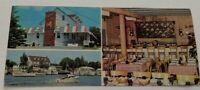 60's Postcard From Captain's Inn Forked River NJ New Jersey Restaurant & Bar