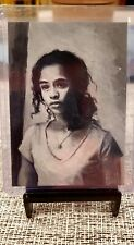Lost In Space Taylor Russell Cast as Judy By Charles Hall Sketch Card Number 1/1