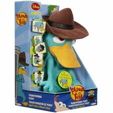 Disney Phineas and Ferb Transforming Perry Plush Toy