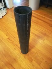 Individual 4 inch HDPE Mortar Fireworks Display Professional Tube w/ Plug - Used