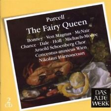 Nikolaus Harnoncourt - Purcell: Fairy Queen [New CD] UK - Import