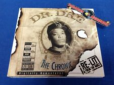 Dr. Dre Chronic RE-LIT From the Vault Hip Hop Rap CD DVD USED Piranha Records