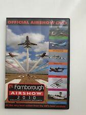 FARNBOROUGH INTERNATIONAL AIRSHOW 2010 DVD 2 HOURS